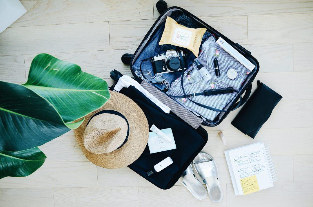 inpaklijst voor backpacken